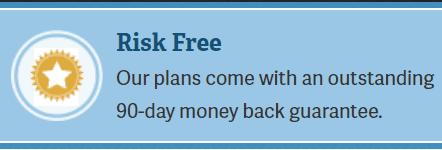 InMotion Money Back Guarantee