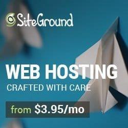 SiteGround Ad