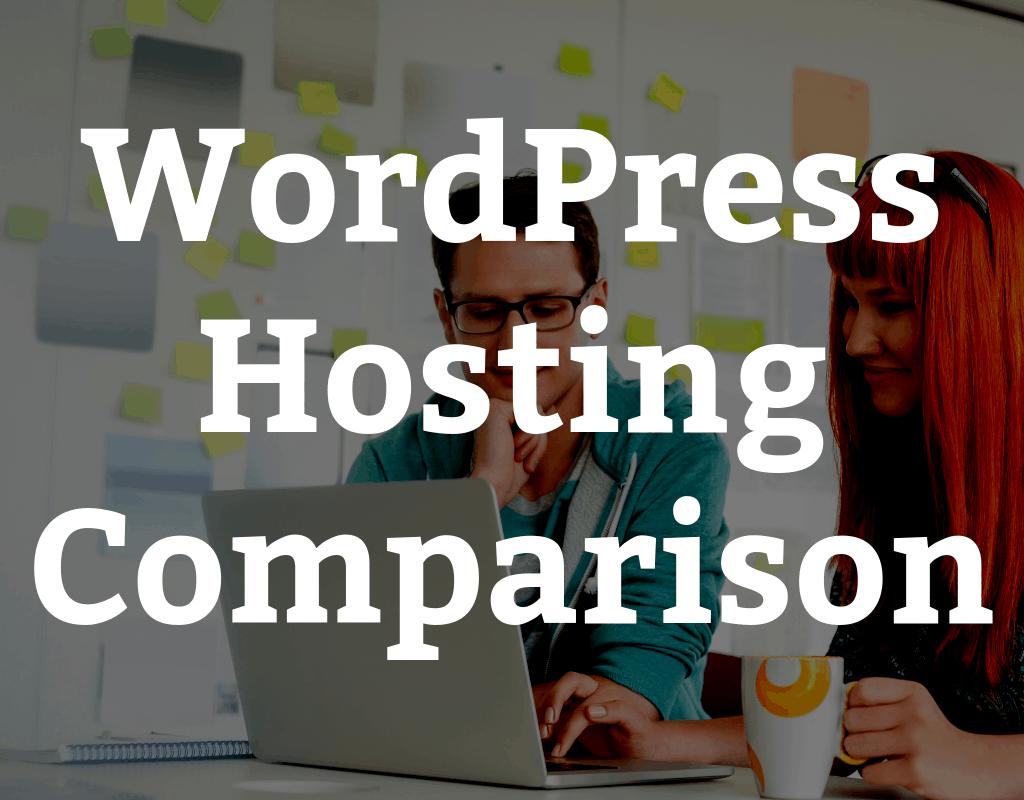 WordPress Hosting Comparison
